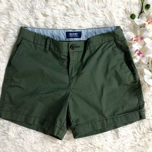Old Navy Green Cargo Shorts Size 4